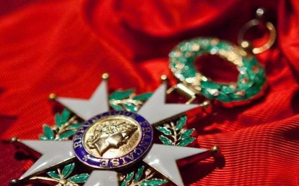 Le Palais de la Légion d'Honneur